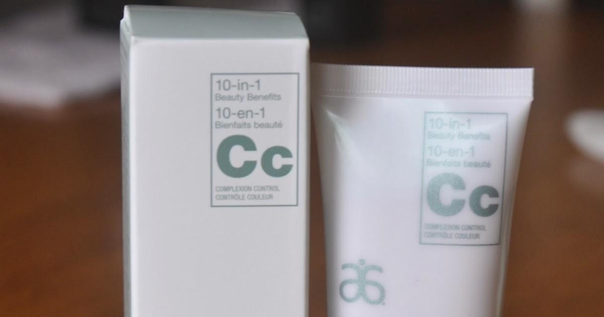 Cream >> Cydney's Makeup Addiction: Arbonne CC Cream Review