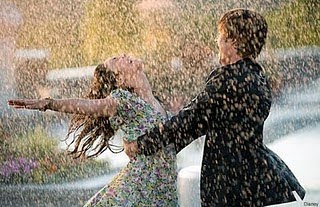 wish i could dance in the rain