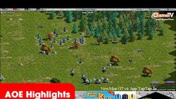 AOE Highlights - Pha thủ nhà qúa dẻo của chipboy (BLV Tuấn Tiền Tỉ)