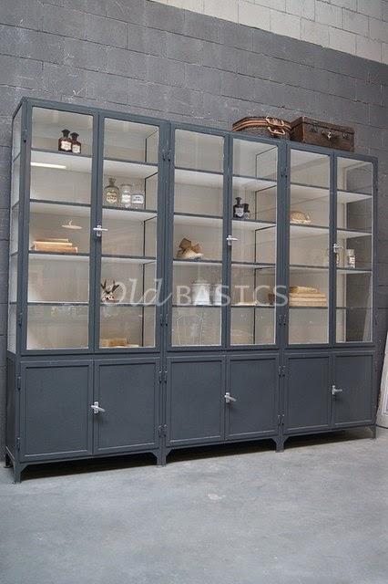 Old BASICS: Ode aan de apothekerskasten van Old Basics