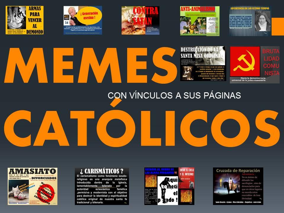 MEMES CATÓLICOS PERÚ