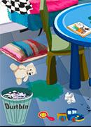 Время уборки - Онлайн игра для девочек