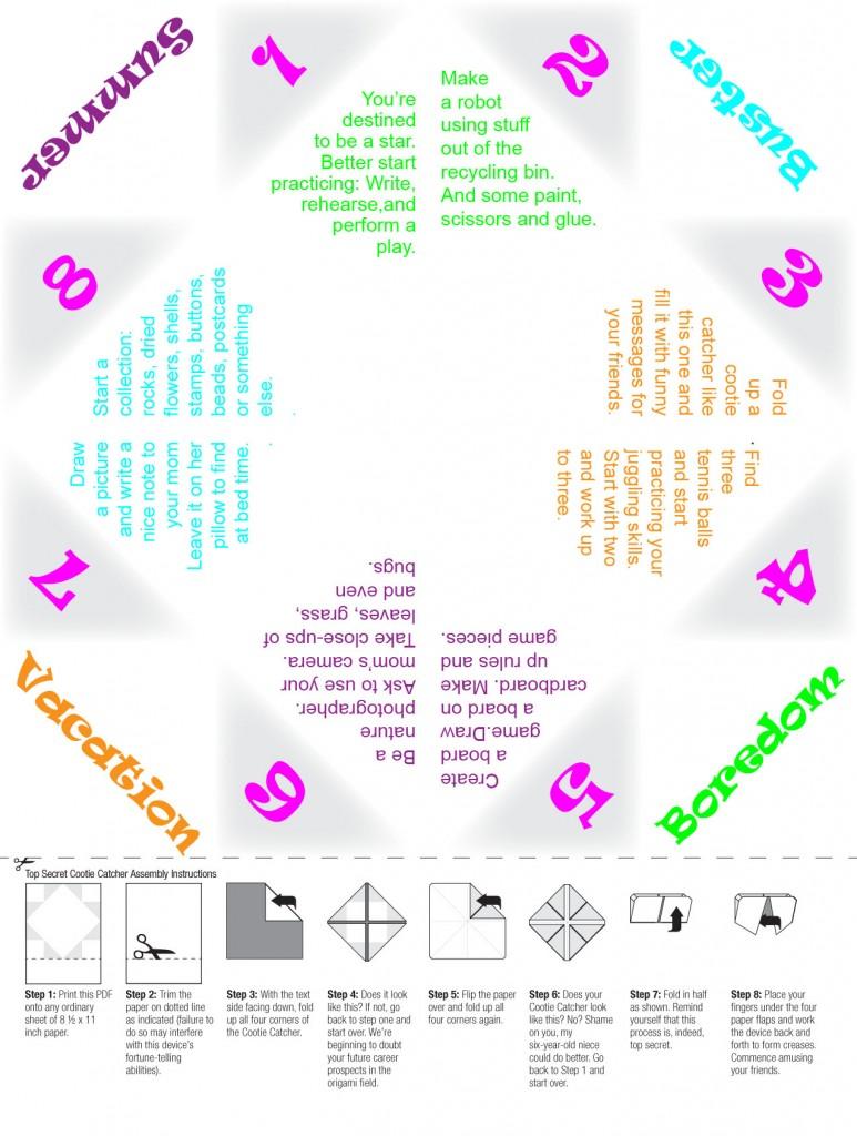 Game Design free paper checker