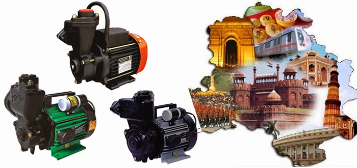 Kirloskar Pump Dealers in Delhi | Delhi Kirloskar Water Pump Dealers - Pumpkart.com