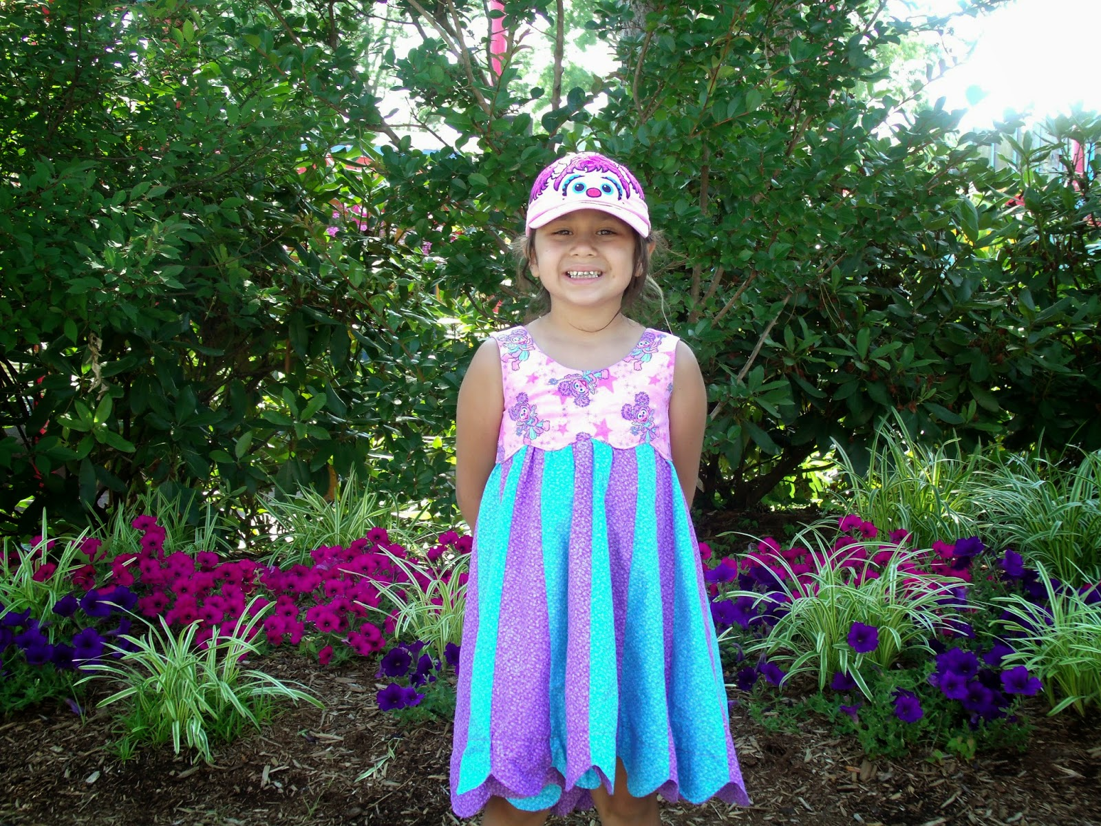 Little Kiwi's Closet Scalloped Princess Dress by Keep Calm and Carrion