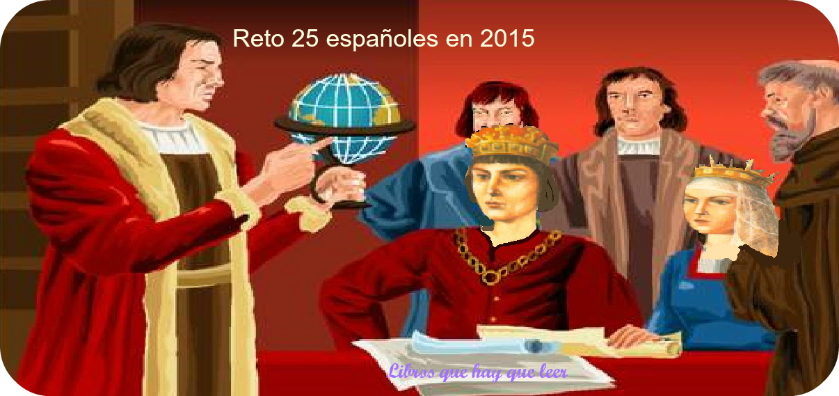 RETO 2015: 25 españoles
