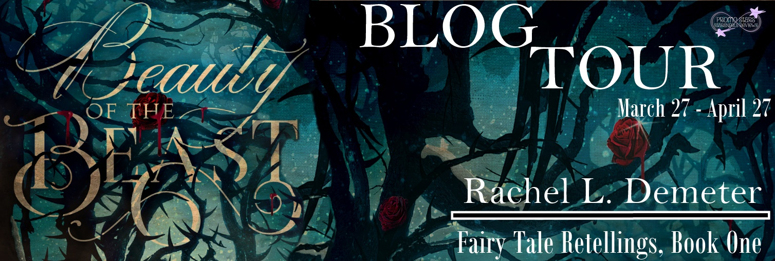 Beauty of The Beast Blog Tour