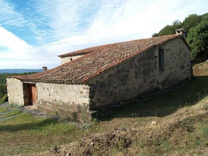El Mas Forts del terme de Sant Pere de Vilamajor