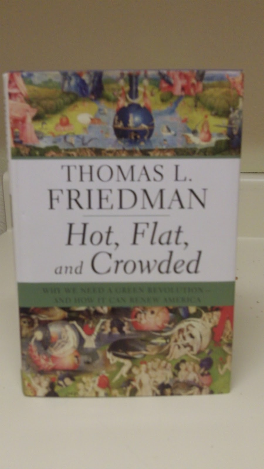 hot flat and crowded new york times book review