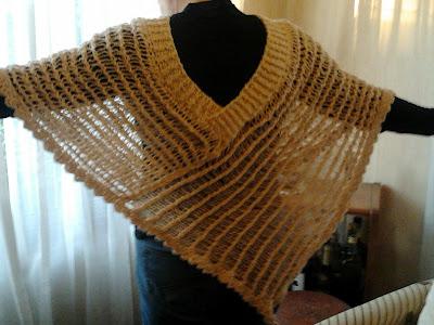 tejidos a palillos y telar