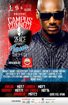 "2face & Friends ""Campus Connect"" Tour 2013"