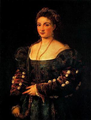La Bella (Tiziano Vecellio)