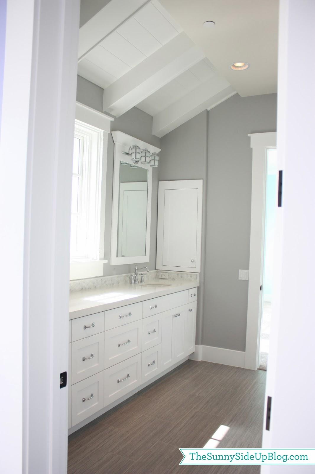 My girls\' new bathroom! - The Sunny Side Up Blog
