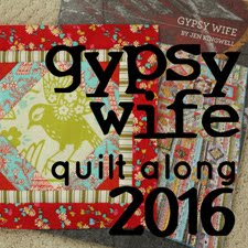 Gypsy wife QAL