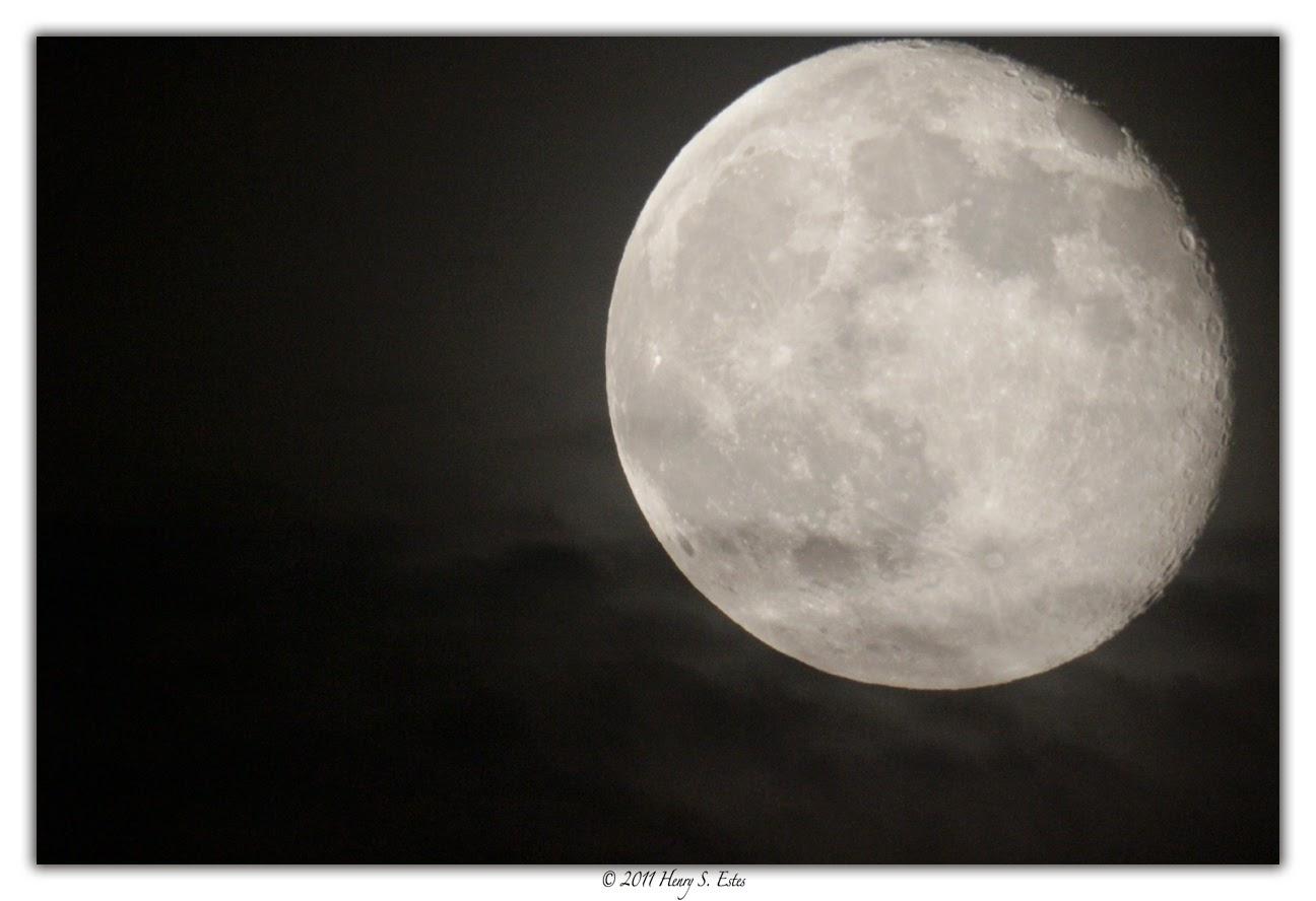 Misty Moon