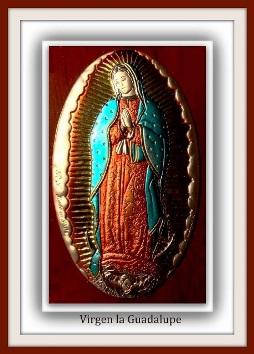 Virgen la Guadalupe