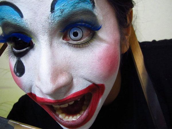Crazy Pictures: Horrible Clown Pictures