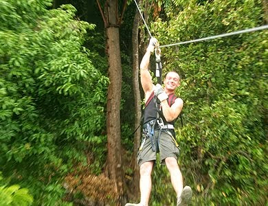 CANOPY CABLE RIDE TOUR