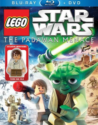 Lego Star Wars: The Padawan Menace (2011) BRRip 140MB