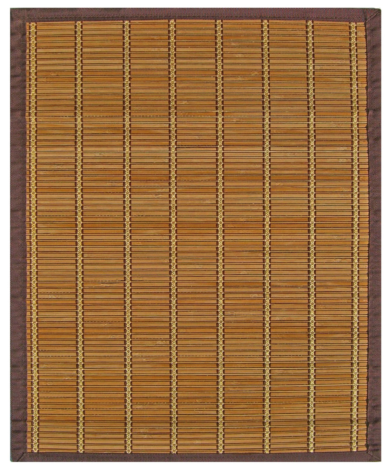 Bamboo carpet