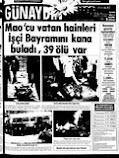 1 Mayıs 77 Sonrasında Sağcı Gazeteler