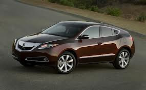 2012 Acura ZDX Owners Manual Pdf