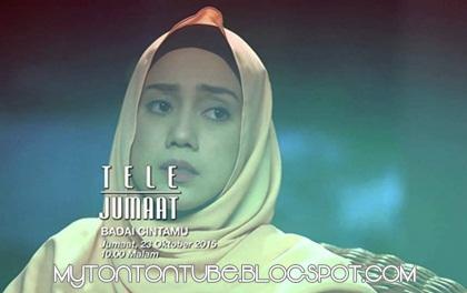 Badai Cintamu (2015) TV Alhijrah - Full Telemovie