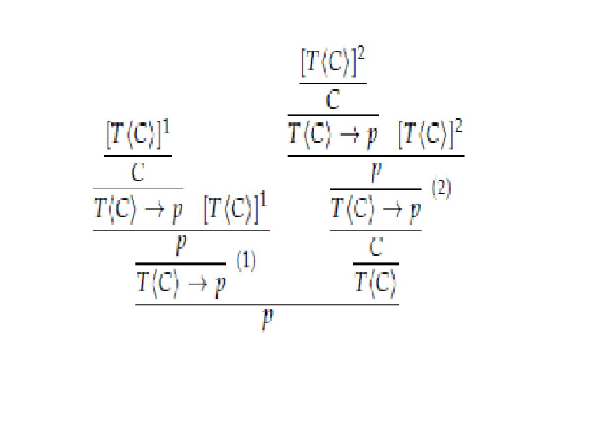 sentence paradox example