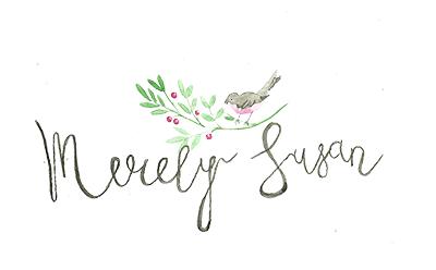 Merely Susan - z pasją o ilustracji i urządzaniu wnętrz