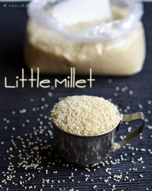 Samai / Little millet recipe