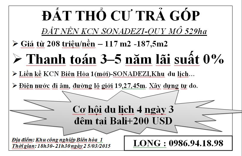 tra gop 60 thang