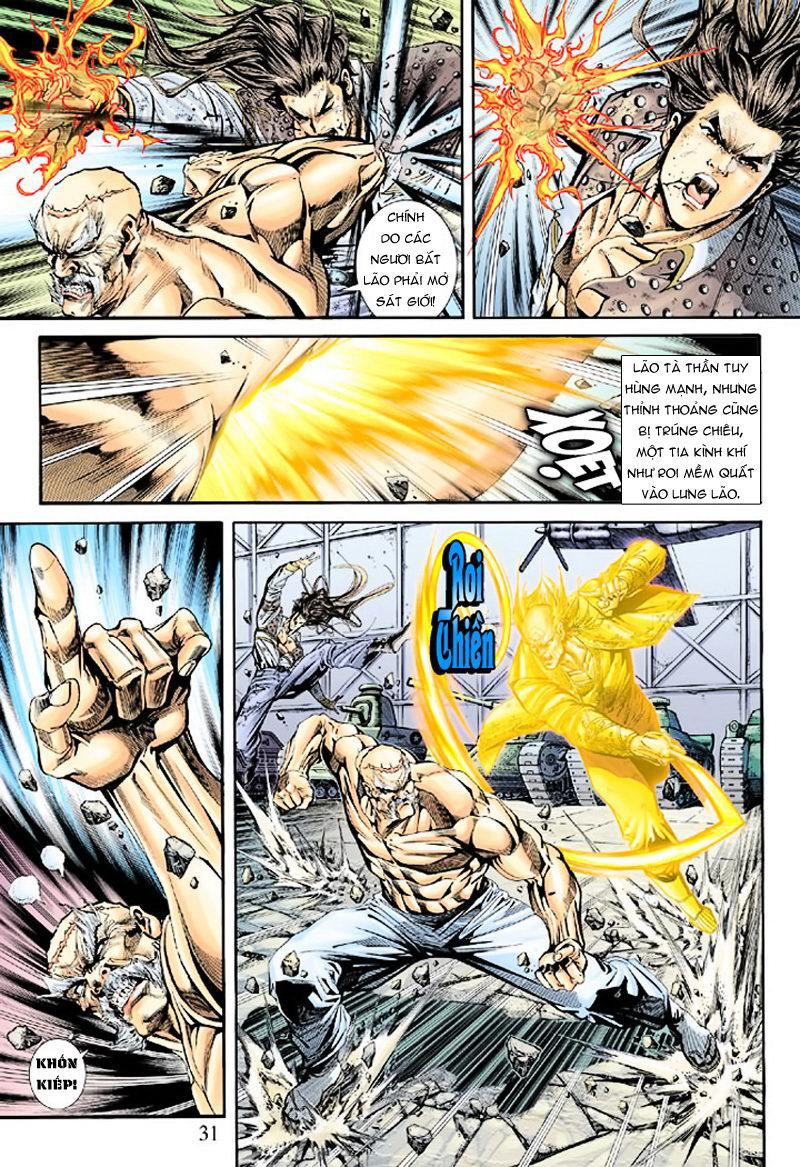 Tân Tác Long Hổ Môn chap 165 - Trang 30