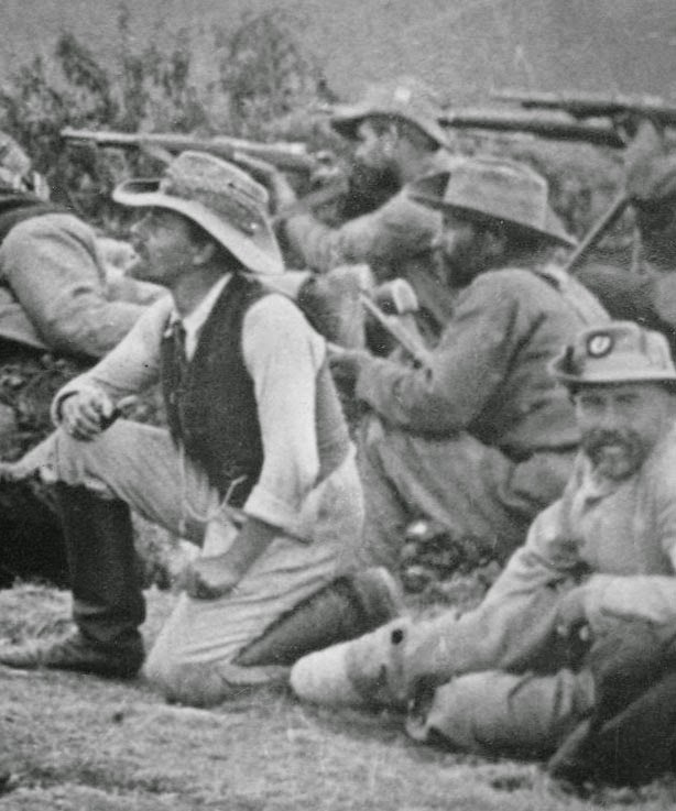 the true causes of the boer war Haunting images from the second boer war have been unearthed  the harsh  reality, and true horror, of war - something the victorian press did  what  happened in the boer war, what caused it and who won the conflict.