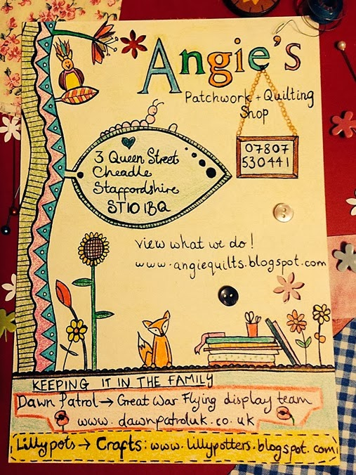 Angie's Patchwork and Quilting Shop