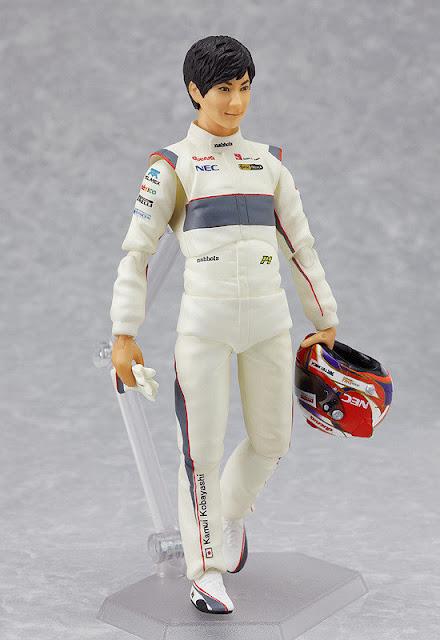 Kamui Kobayashi figures