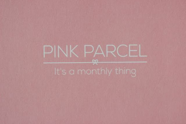 Pink Parcel - it's a monthly thing