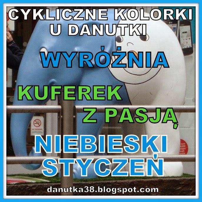Wyróżnienie w zabawie u Danutki