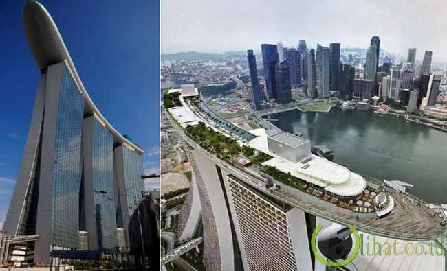 Marina Bay Sands, Singapura
