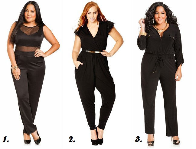 Original Plus Size Pick Curvy Allysa Jumpsuit From Curvezz