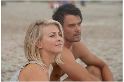 A Safe Haven Interview with Josh Duhamel, Julianne Hough and Nicholas Sparks – That's Me!