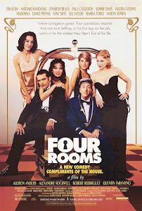 Four Rooms Poster