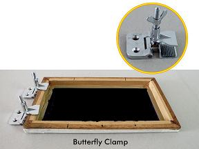 Butterfly Clamp