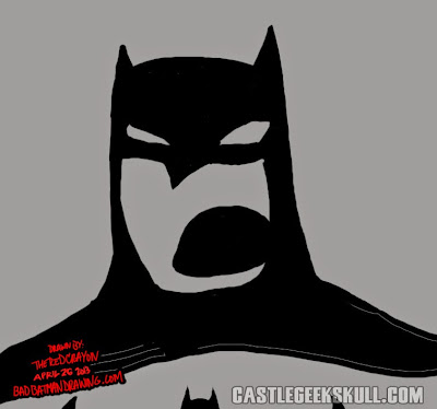 batman cartoon design