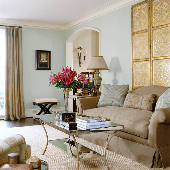Fresh Living Rooms Decorating Ideas 2011 For Summer Home Interiors