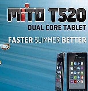 Harga Mito t520