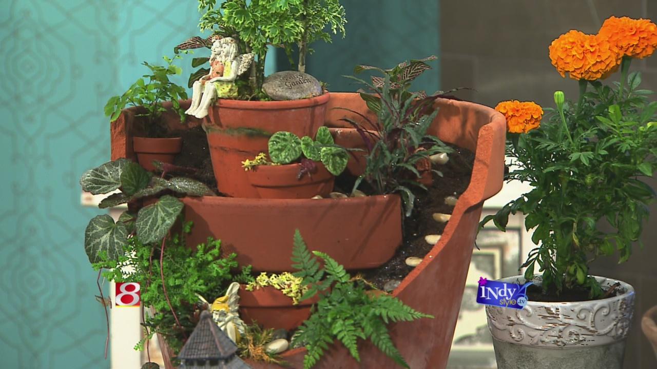 Mini jardines en macetas quebradas - Jardines en macetas ...