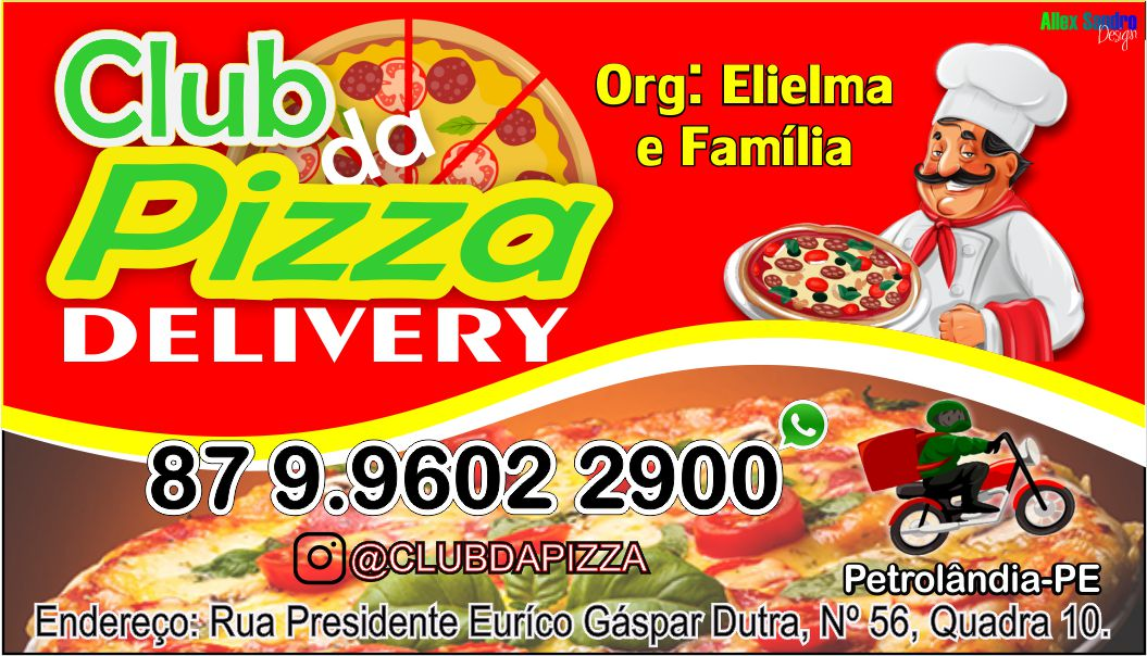 Club da Pizza Delivery