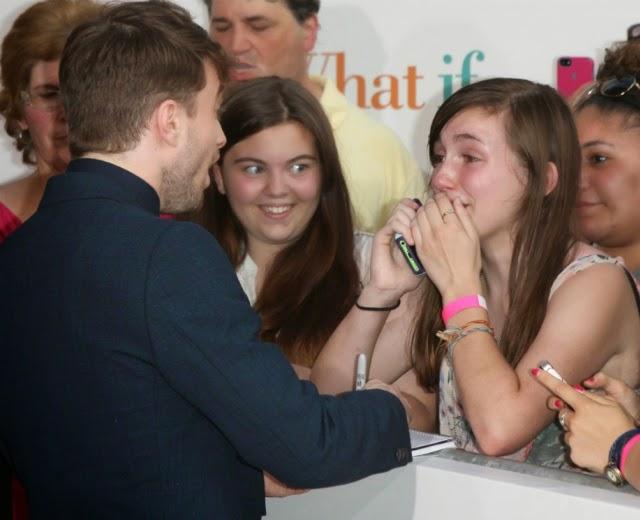 Ver a Daniel Radcliffe da ganas de llorar