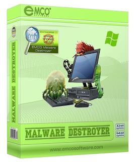 EMCO Malware Destroyer v7.0.10.112 Portable
