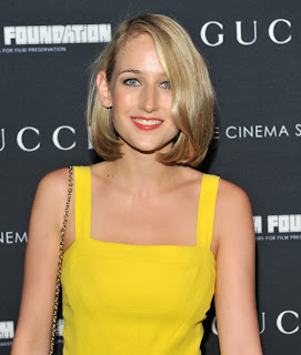 Short hairstyle Inspiration From Celebrity Leelee Sobieski